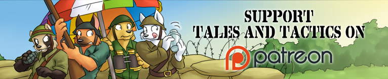 Support Tales and Tactics on Patreon!
